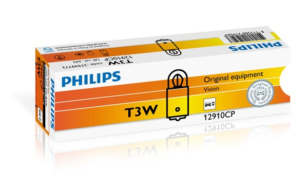 PHILIPS Salona apgaismojuma spuldze 12910CP